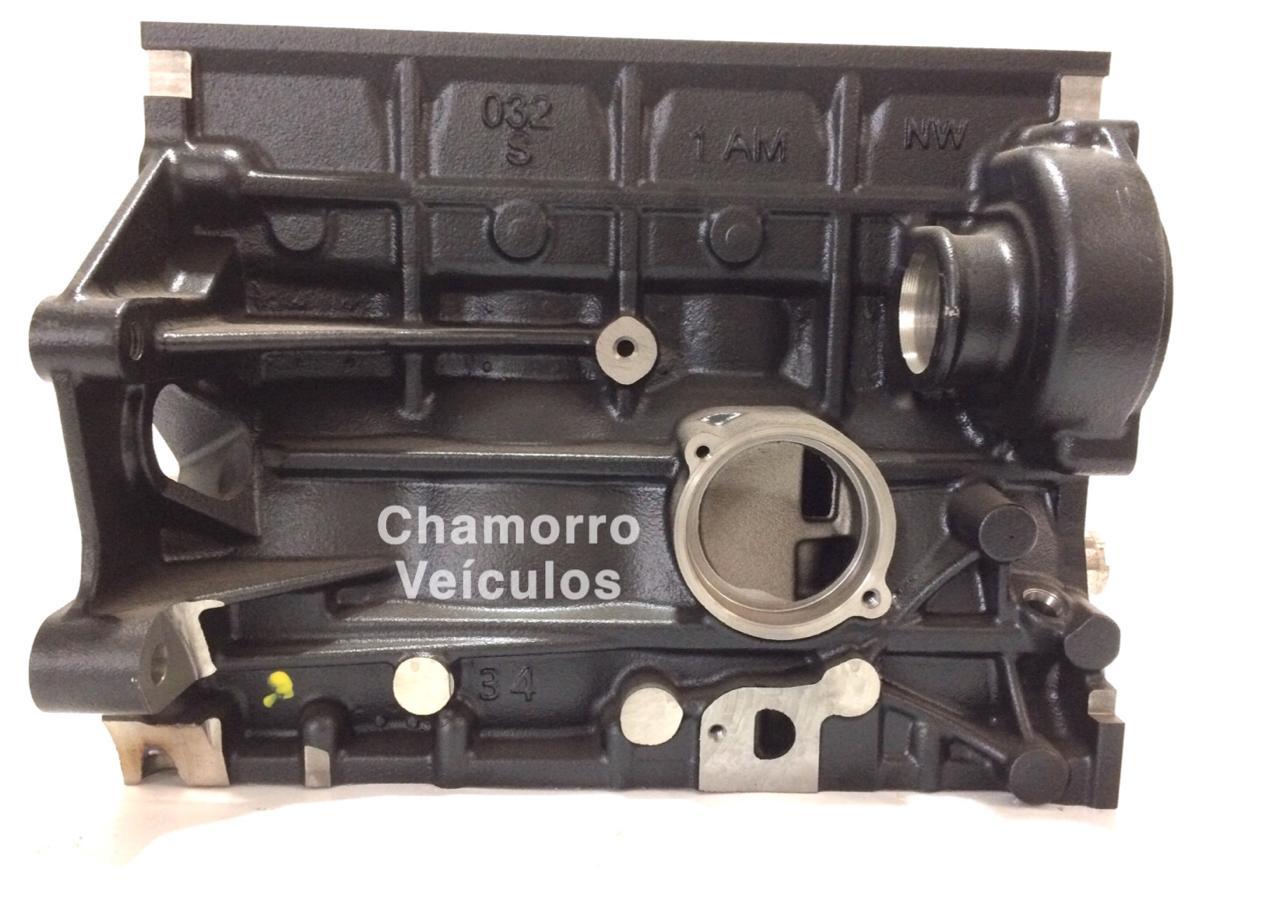 Bloco Embielado Motor CCR 1.6 Vw Fox Gol Polo Saveiro Voyage