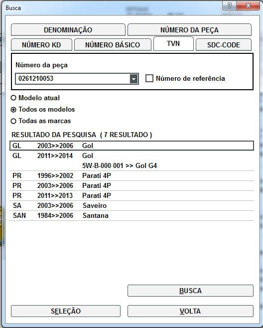 Bomba D Àgua Motor Ap 1.6 1.8 2.0 Vw Gol Parati Saveiro Santana