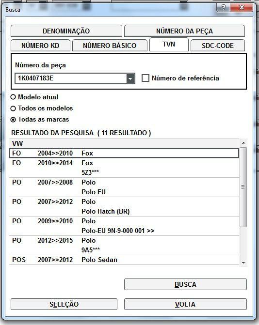 Bucha Traseira Da Bandeja Vw Fox Polo 1K0407183E