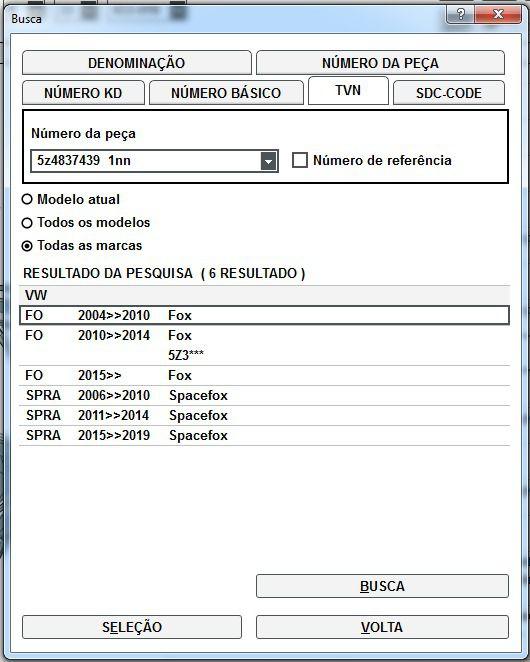 Canaleta Da Porta Dianteira Esquerda Vw Fox E Spacefox