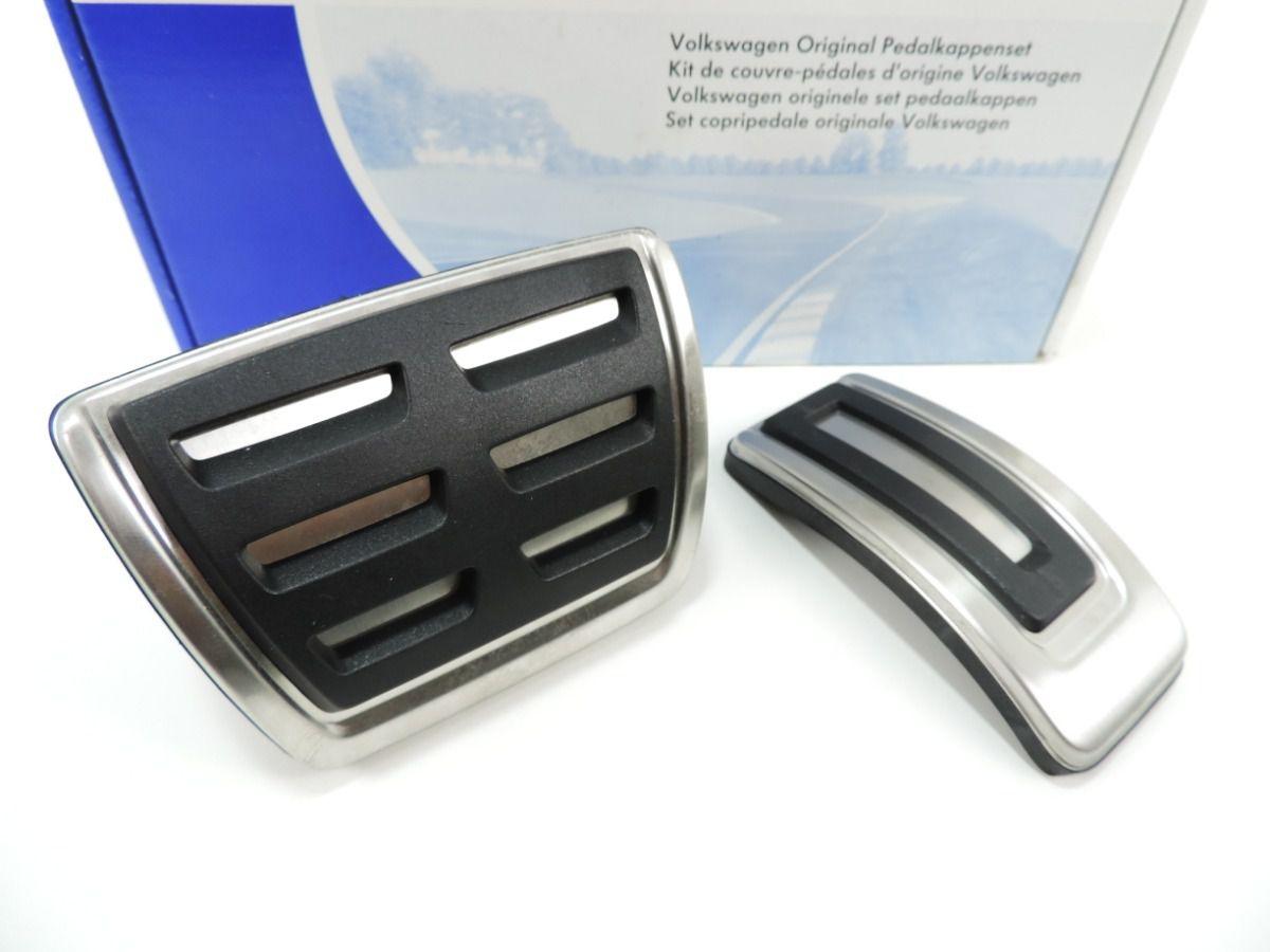 Capa pedal Vw novo Polo Golf Virtus Tiguan Automático 5G1064205