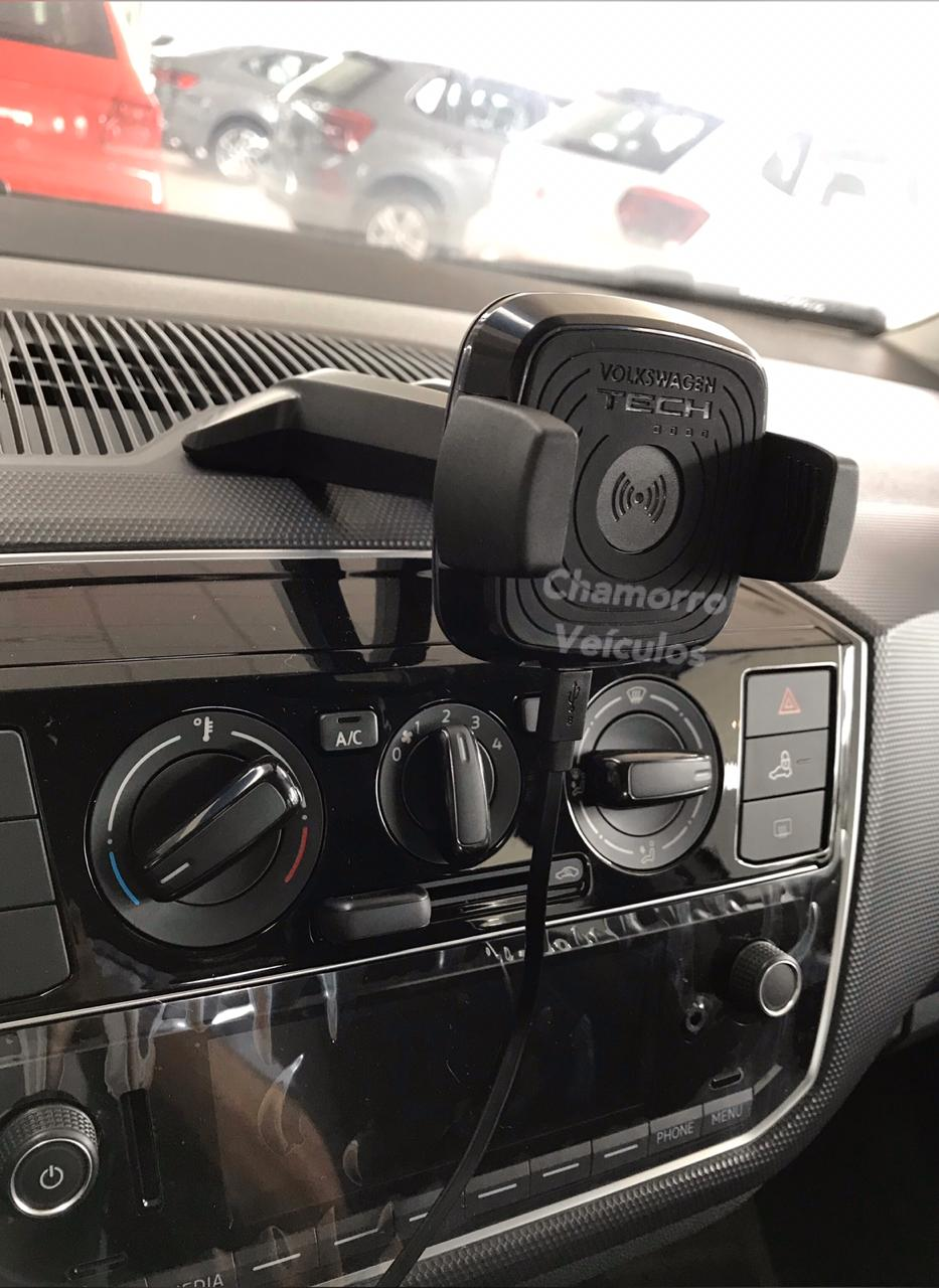 Carregador Automotivo Indução Wireless Volkswagen V04011010A