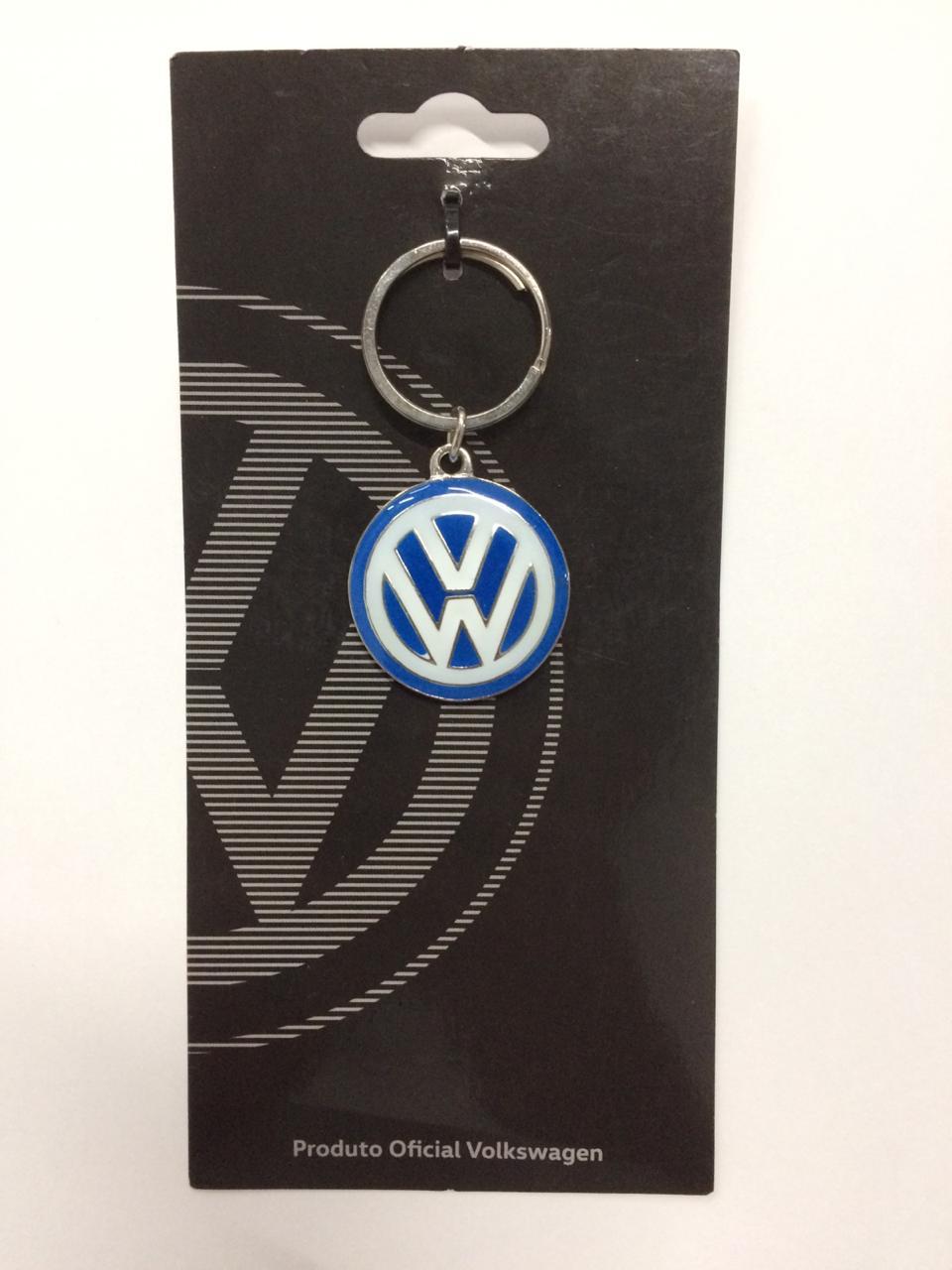 Chaveiro Original Volkswagen Corporate 3D