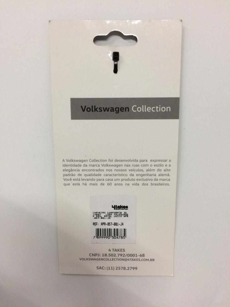 Chaveiro Original Volkswagen Kombi
