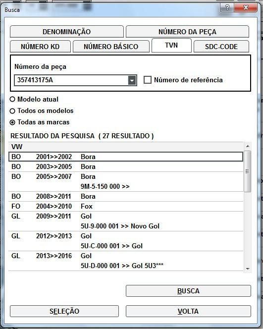Coifa Amortecedor Dianteiro Vw Bora Gol Fox 357413175A