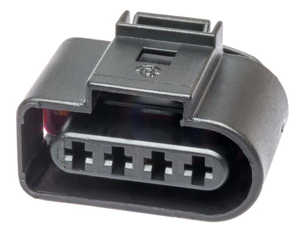 Conector Plug 4 Polos VW Bobina De Ignição 1J0973724