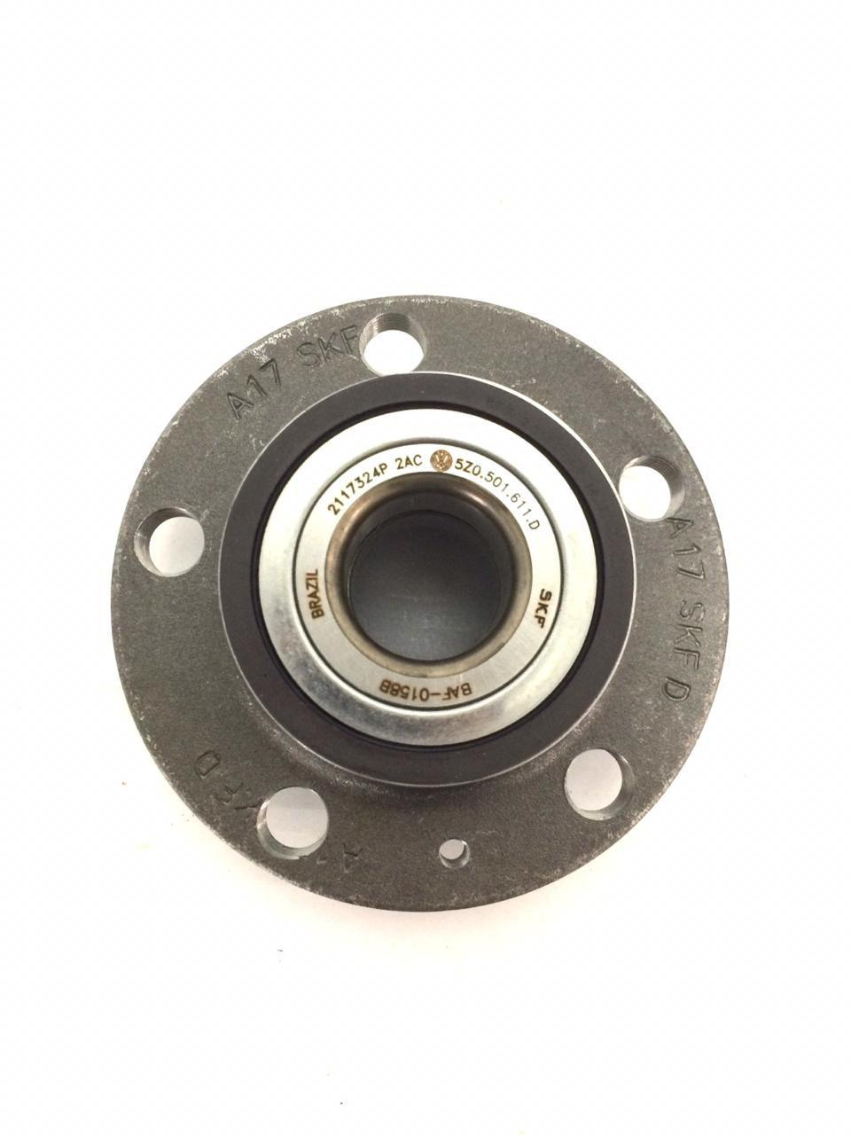 Cubo Roda Com Rolamento Traseiro Vw Fox e Spacefox 5Z0501611D