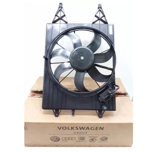 Eletroventilador VW Gol Saveiro Voyage 1.6 5U0121205D