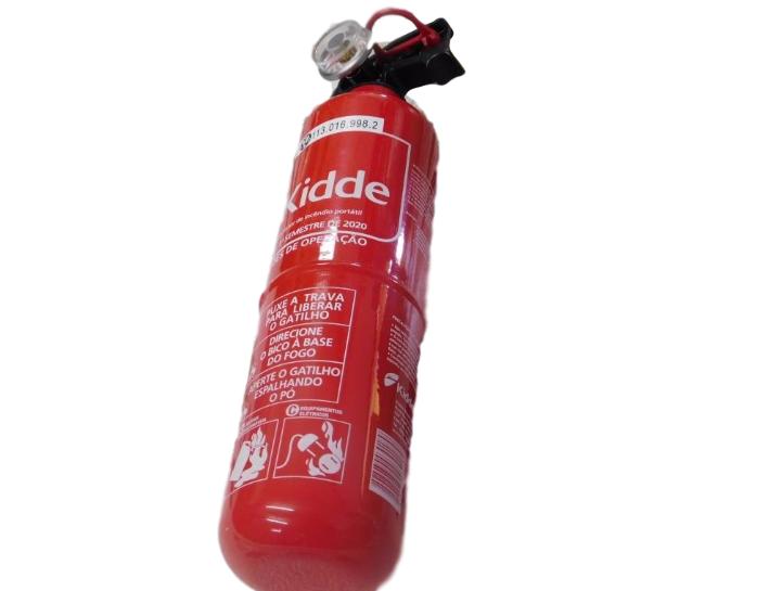 Extintor Vw Gol/Saveiro/Voyage 1130169982