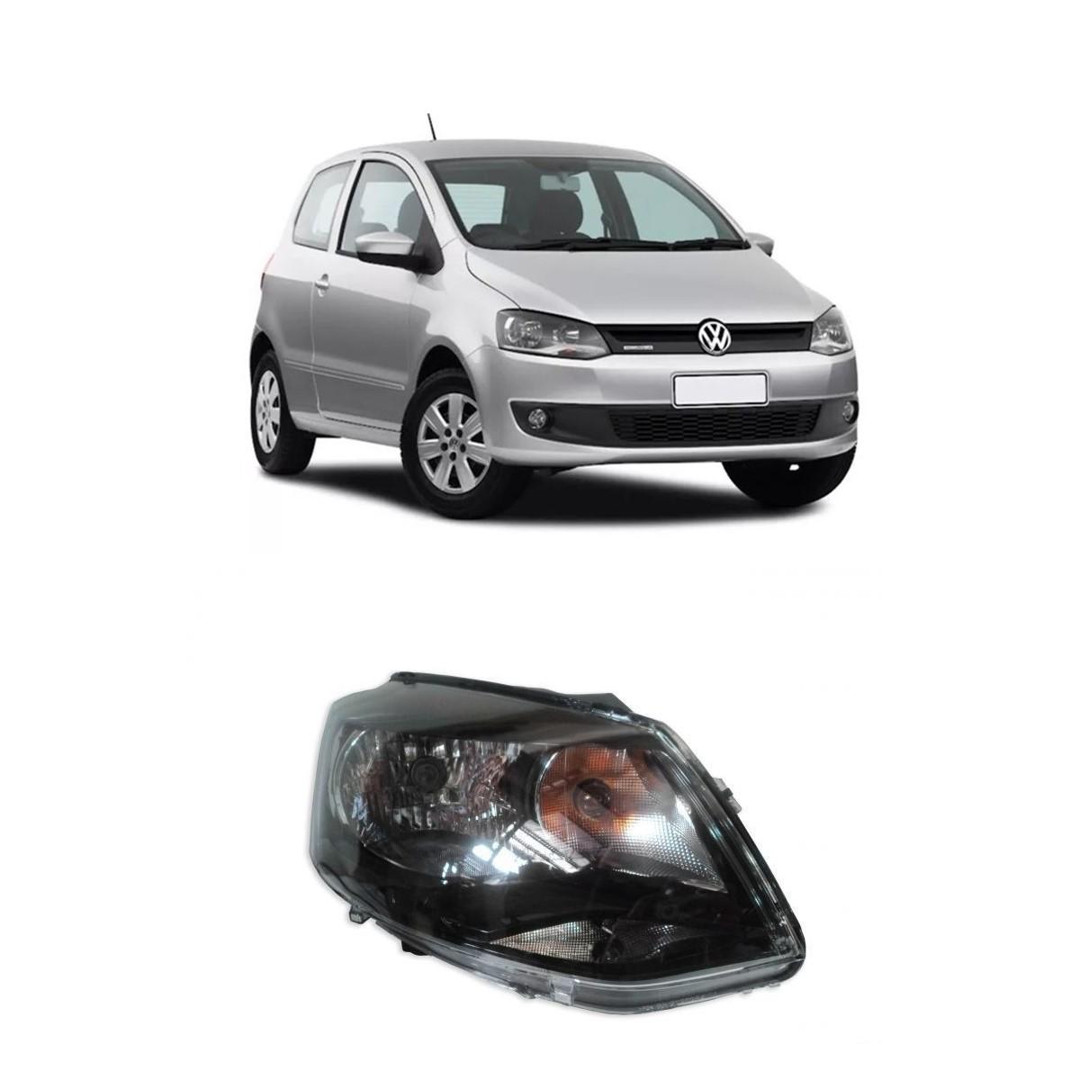 Farol Dianteiro Direito Foco Simples VW Fox 5z1941006j