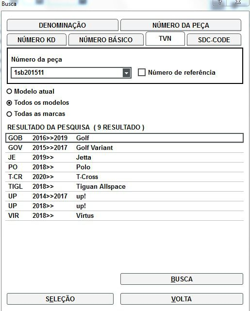 Filtro Combustível Tsi Vw Golf Polo Virtus Up! T-Cross Jetta Tiguan