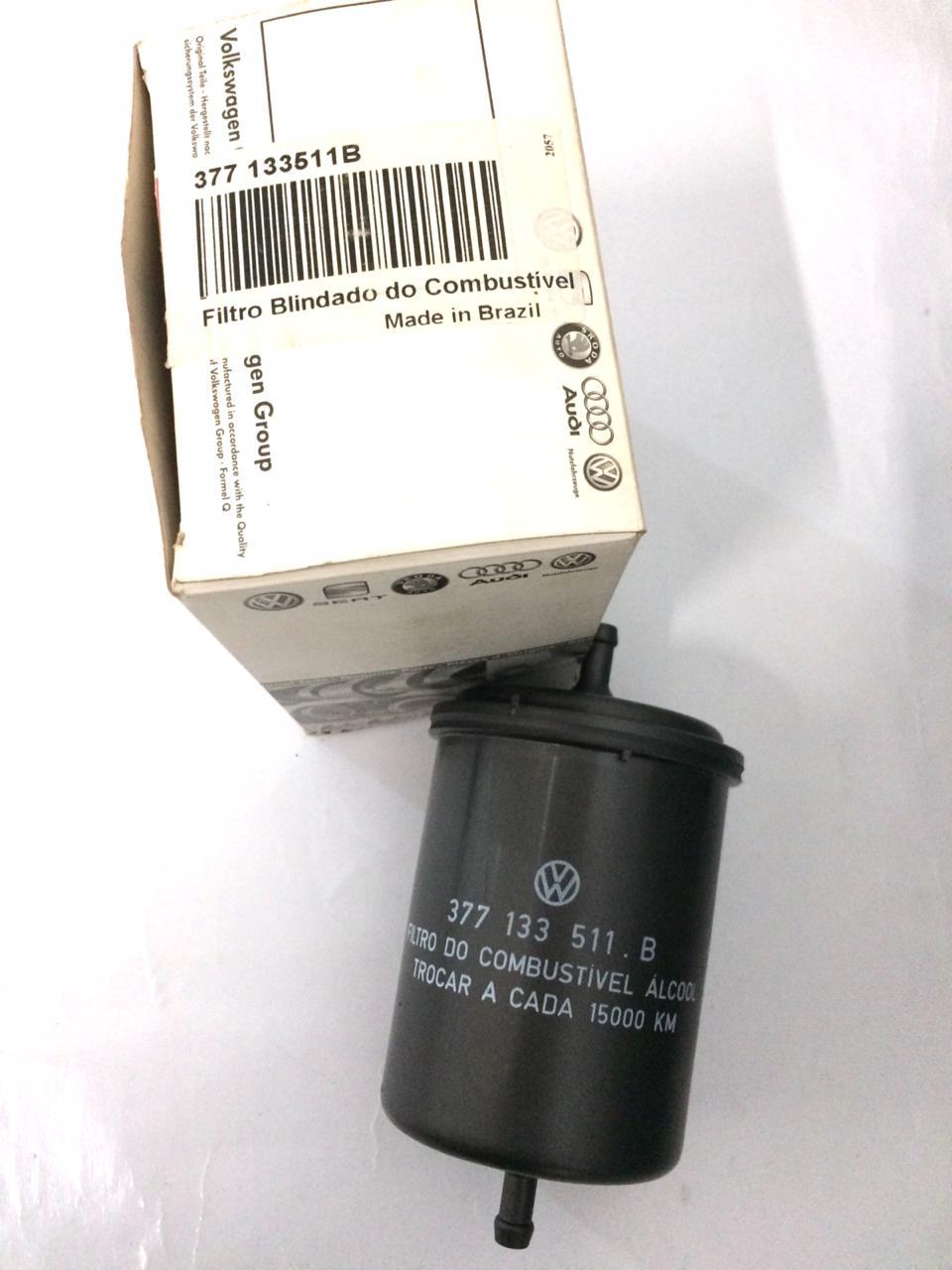 Filtro Combustível Vw Gol Saveiro Kombi 377133511B