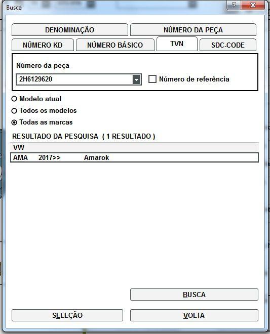 Filtro de Ar Motor Vw Amarok V6 2H6129620