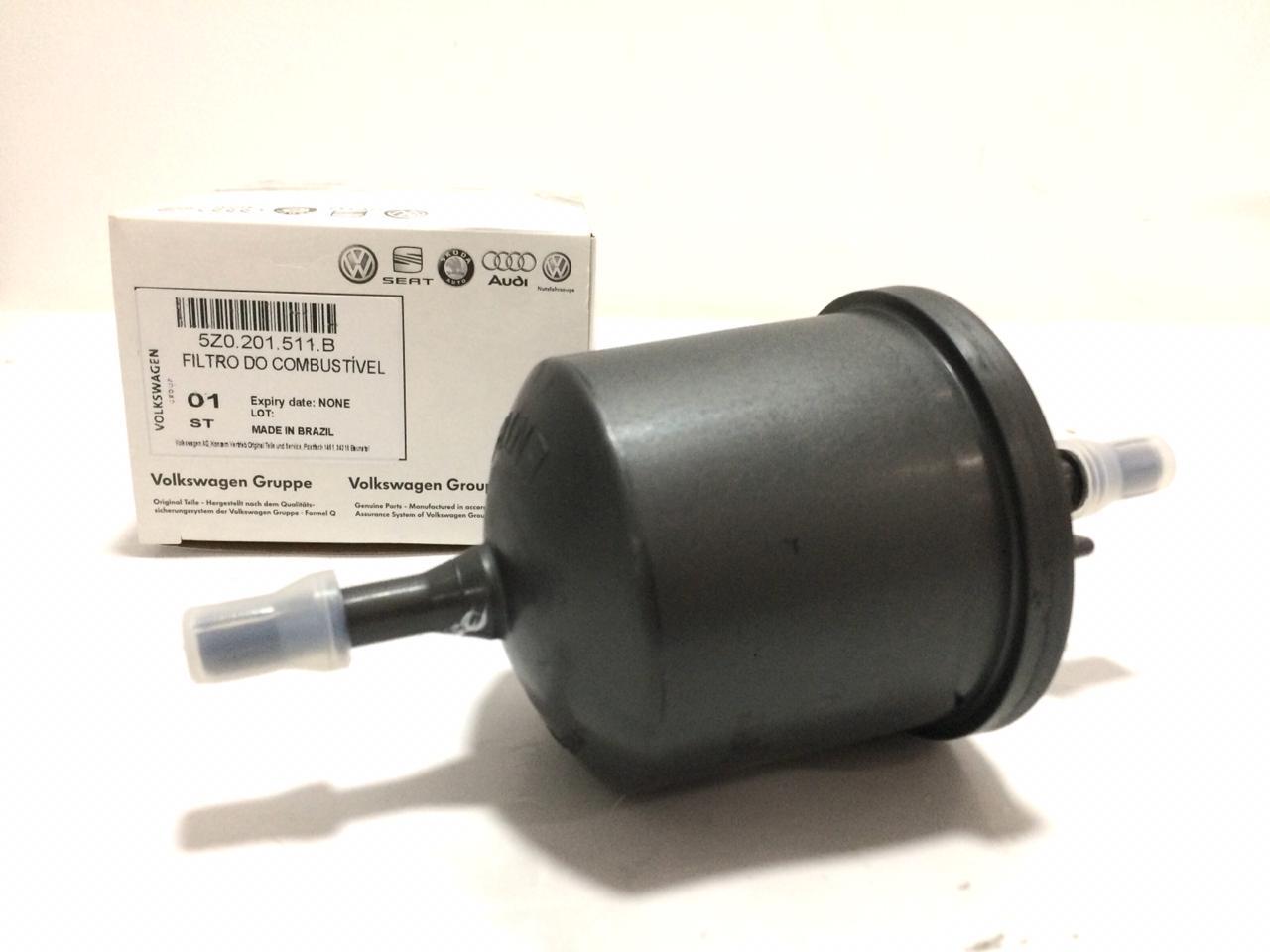 Filtro De Combustível Volkswagen Fox Spacefox 5Z0201511B