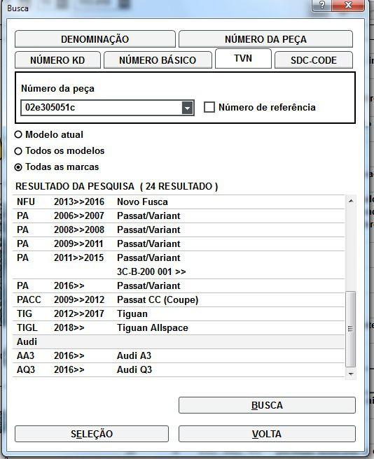 Filtro De Óleo Do Câmbio Vw Golf Jetta Passat Tiguan 02E305051C
