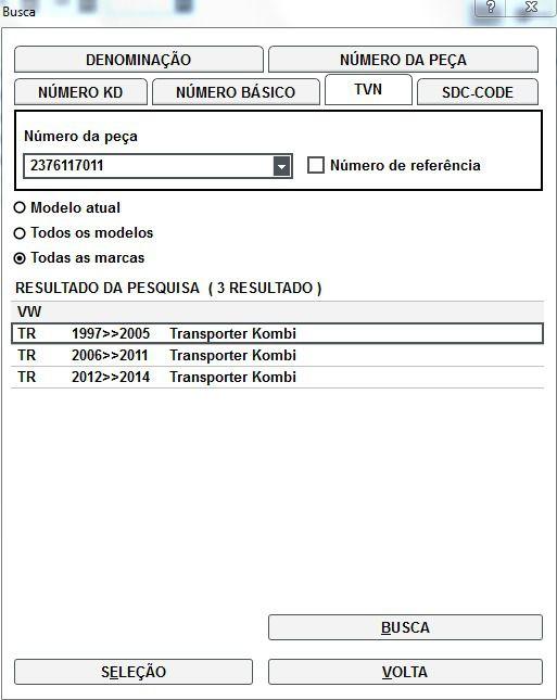 Flexível Freio Dianteiro Original Vw Kombi 1997-14