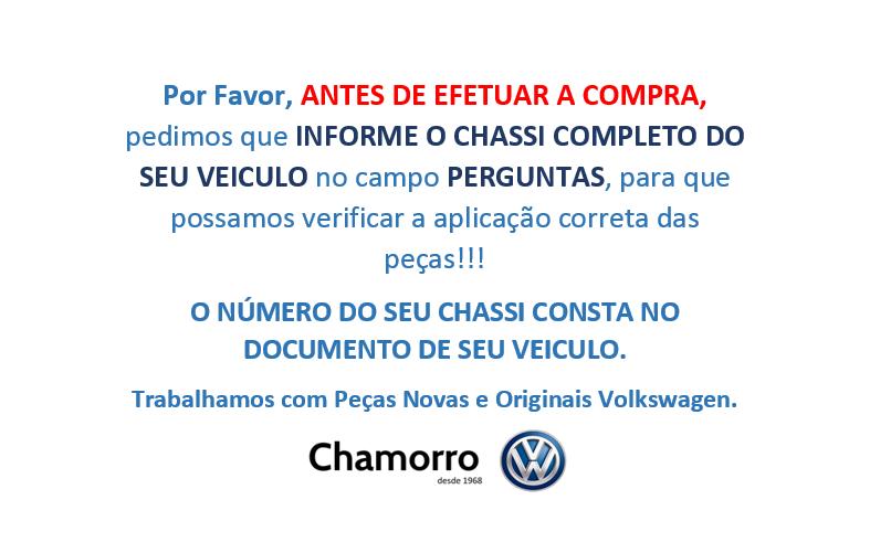 Friso Soleira Porta Traseira Esquerda Vw Santana 3278538152773