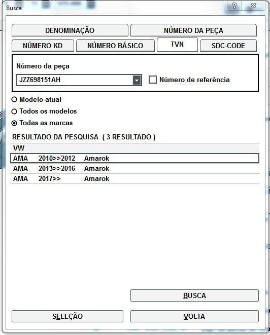 Jogo Pastilha Freio Dianteira Vw Amarok JZZ698151AH