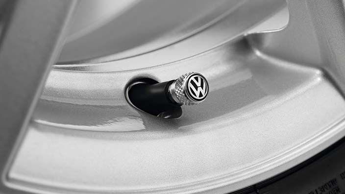 Jogo Tampa Bico Pneu Volkswagen Amarok Gol Fox Polo 000071215a