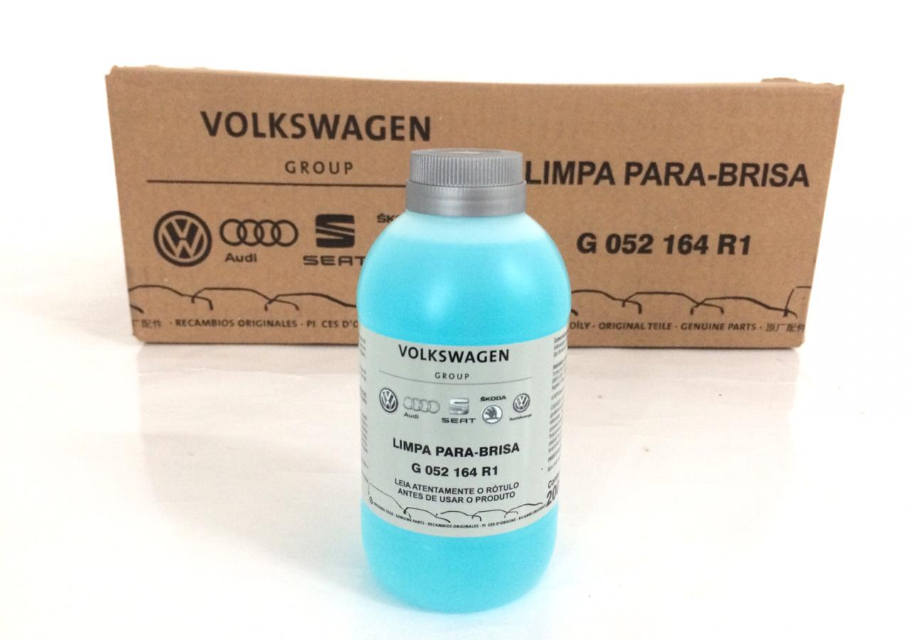 Kit 50 Unidades Limpa Parabrisas Original Volkswagen