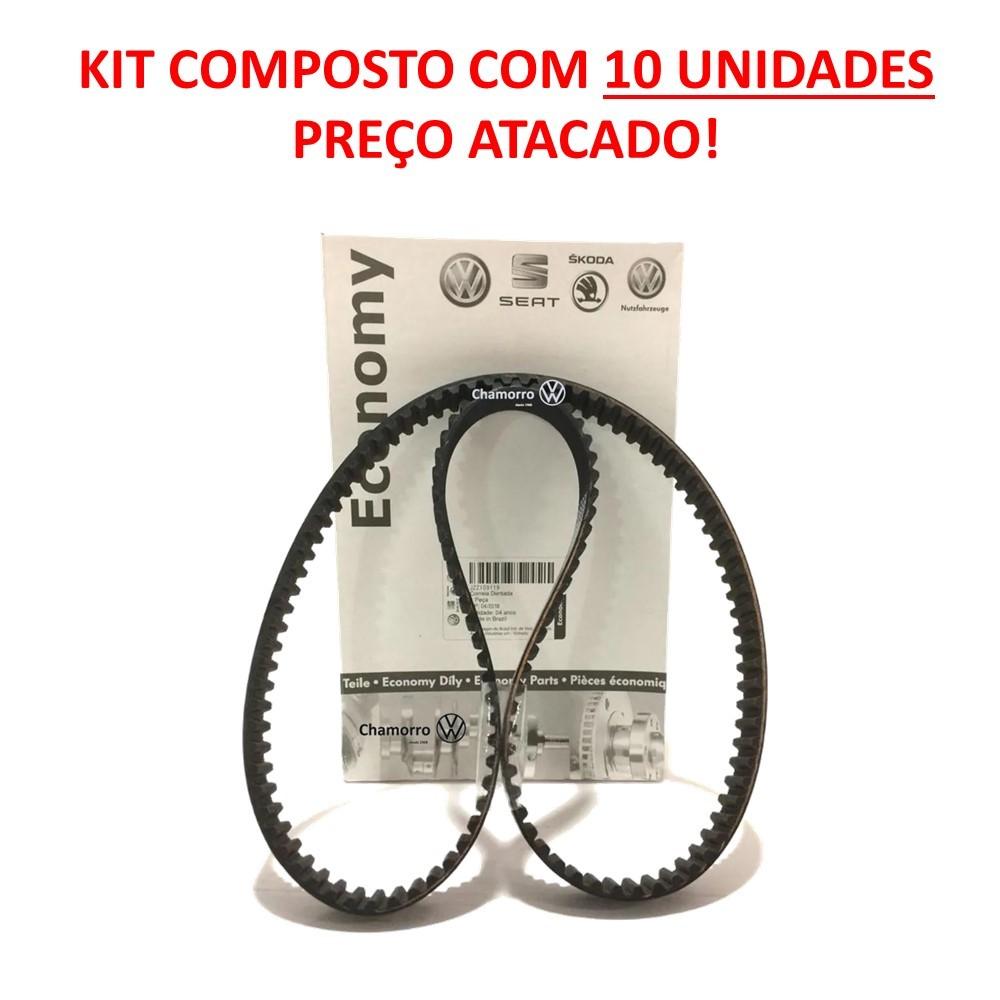 Kit Atacado 10 Correia Dentada Vw JZZ109119