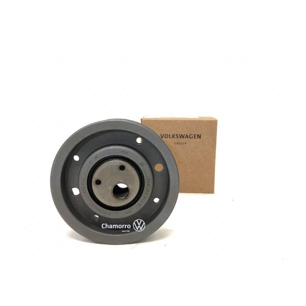 Kit Correia Dentada + Tensor Motor Ap 1.6 1.8 2.0 Vw Gol Parati Saveiro