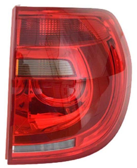 Lanterna Traseira Vw Fox 10-14 Direito VW 5z6945096h