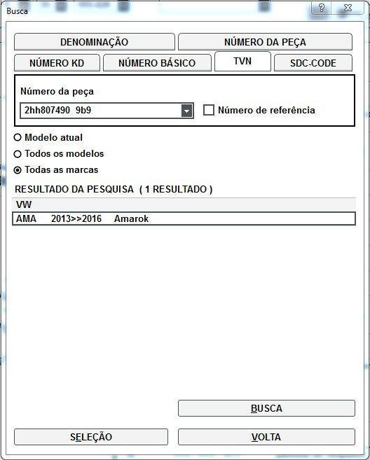 Moldura Do Farol Milha Direito Vw Amarok 2013 Até 2016