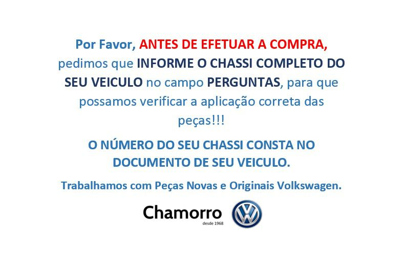 Par Bucha Barra Estabilizadora 17mm Vw Fox Gol Saveiro Voyage