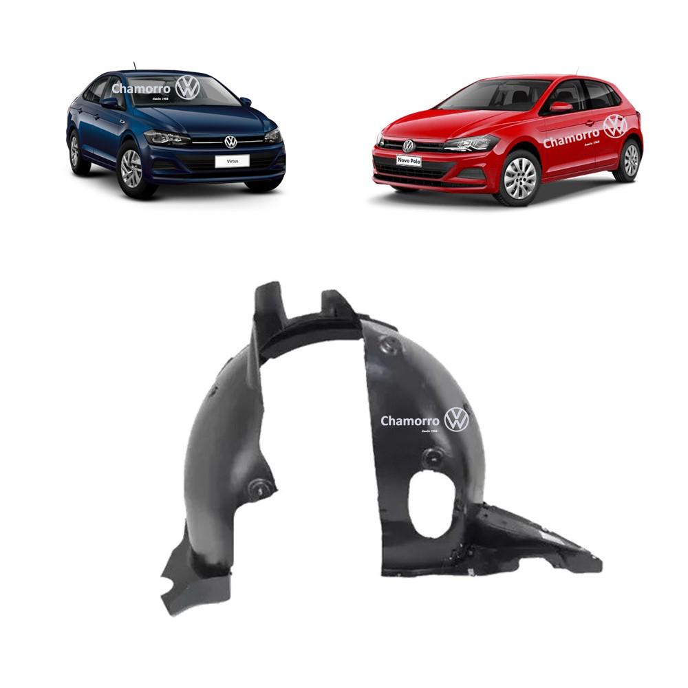 Parabarro Dianteiro Esquerdo LE Polo Virtus VW 2018 >> 6EA805911A