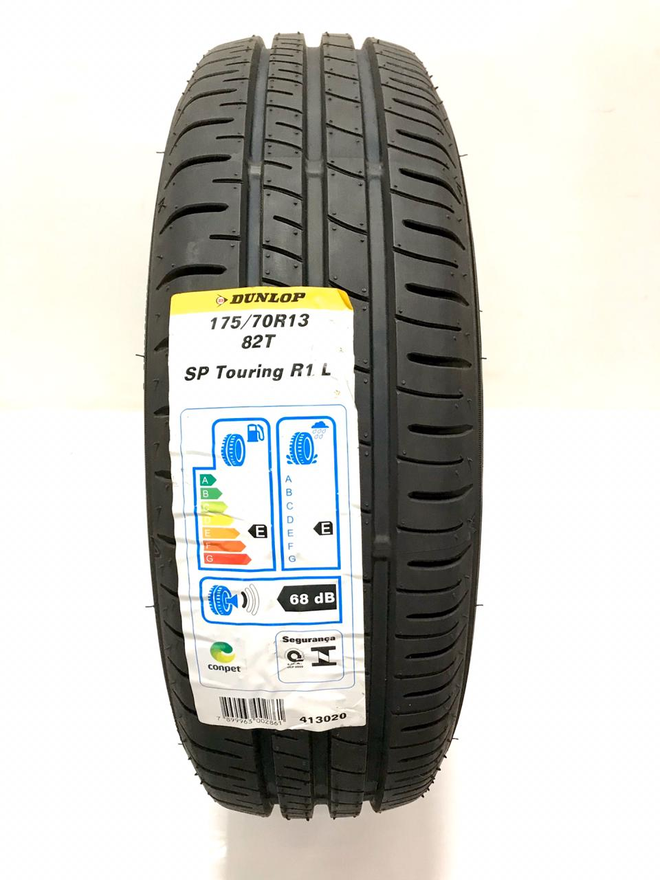 Pneu Aro 13 Dunlop 175/70 R13 Touring 82T