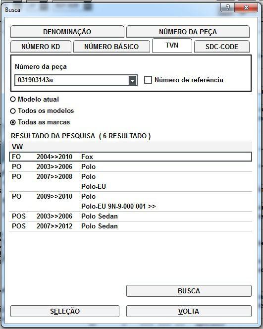 Suporte Do Alternador Volkswagen Fox 2004-10 E Polo 2003-12