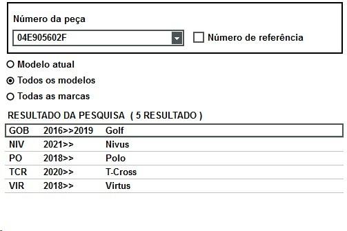 Vela Ignição Vw Golf Nivus Polo T-Cross Virtus 04E905602F