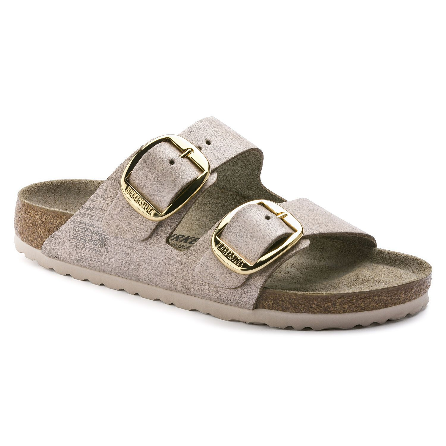 Birkenstock Arizona Bb Vl Washedmetallic Rose Gold Narrow