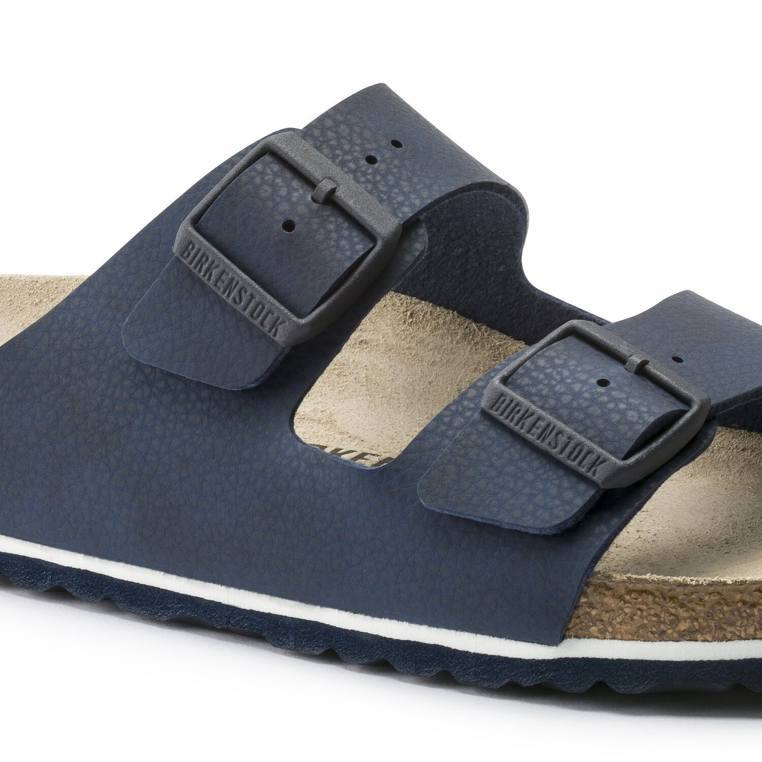 Birkenstock Arizona BF Desert Soil Blue Regular