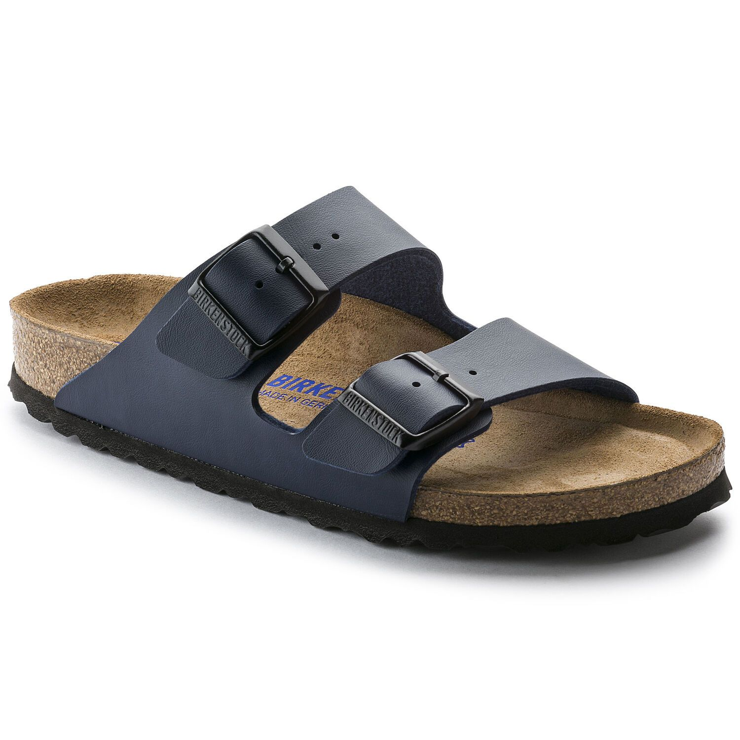 Birkenstock Arizona Bf Wb Blue Narrow