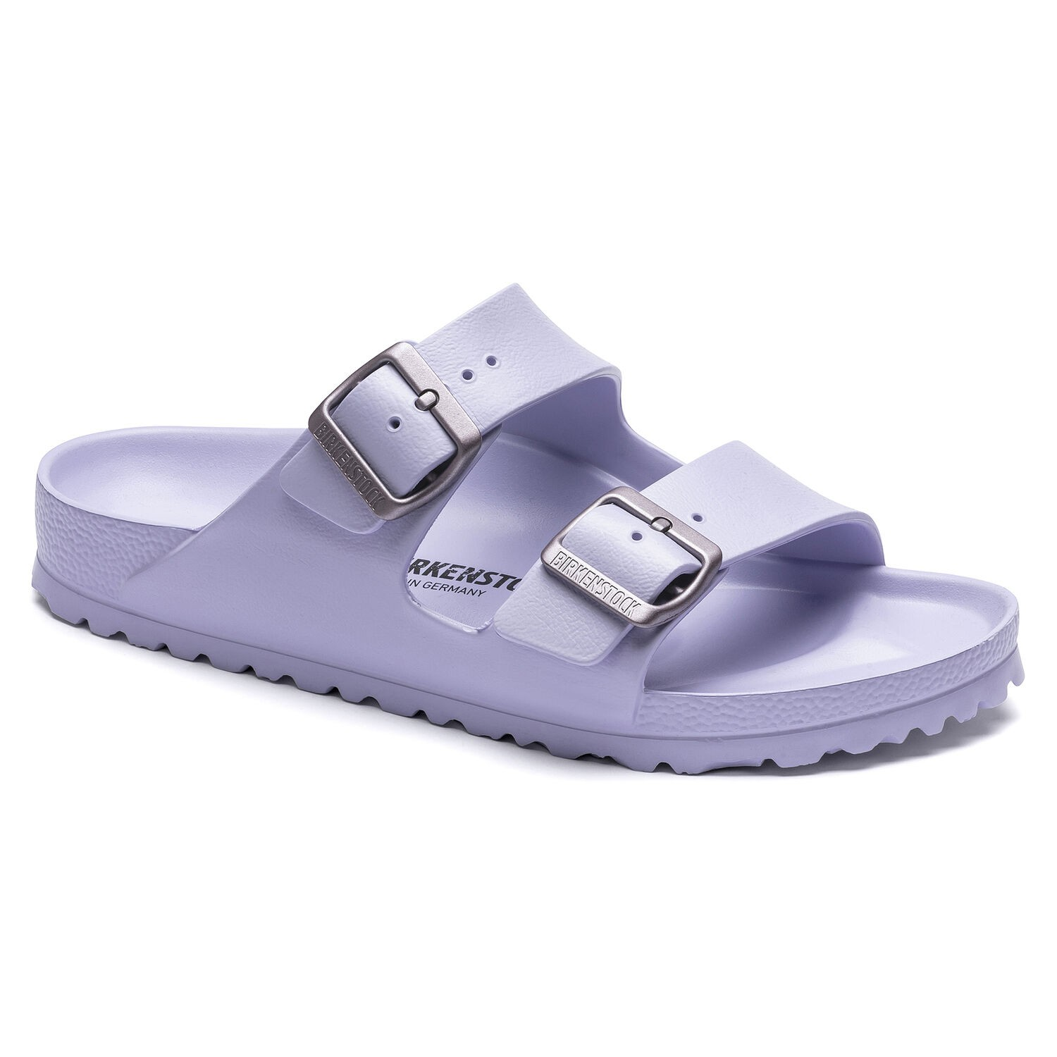 Birkenstock Arizona EVA Beach Purple Fog Narrow