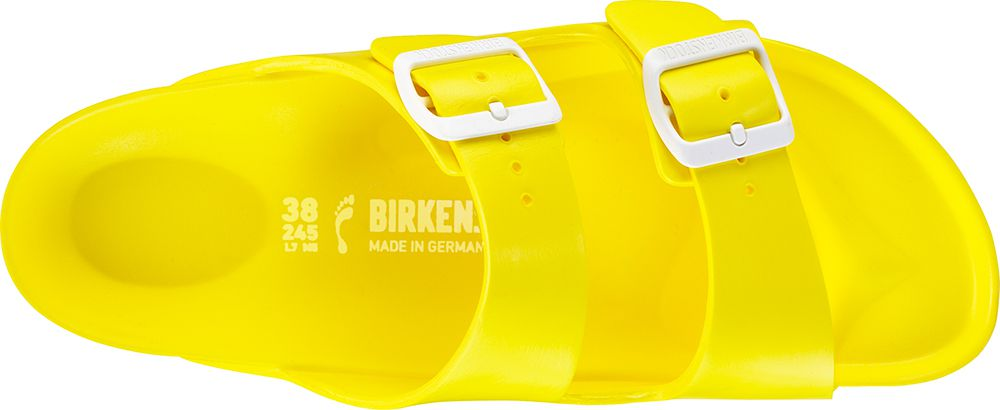 Birkenstock Sandália Arizona EVA Regular Amarelo