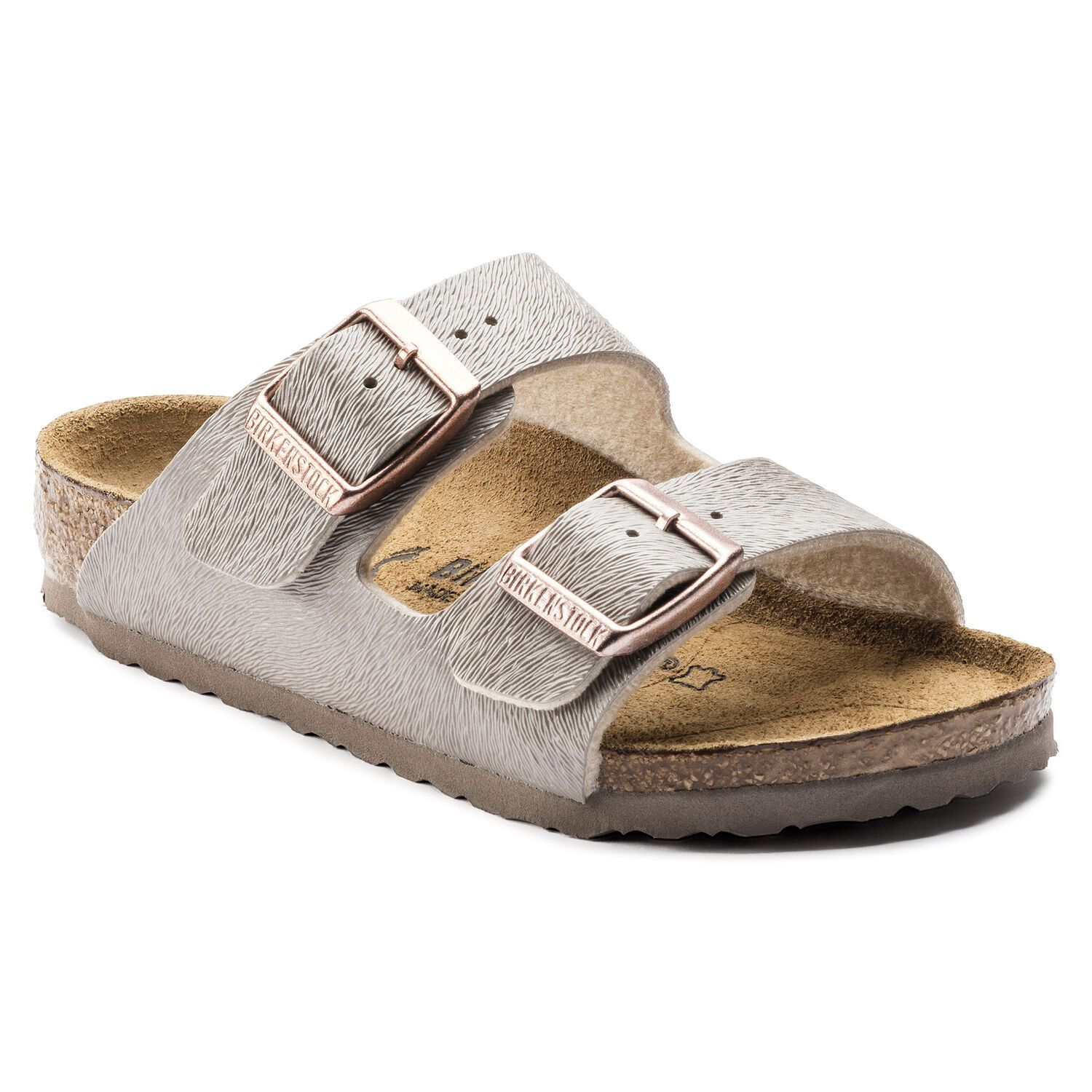 Birkenstock Arizona Kids Bf Animal Fascination Mud Narrow EN