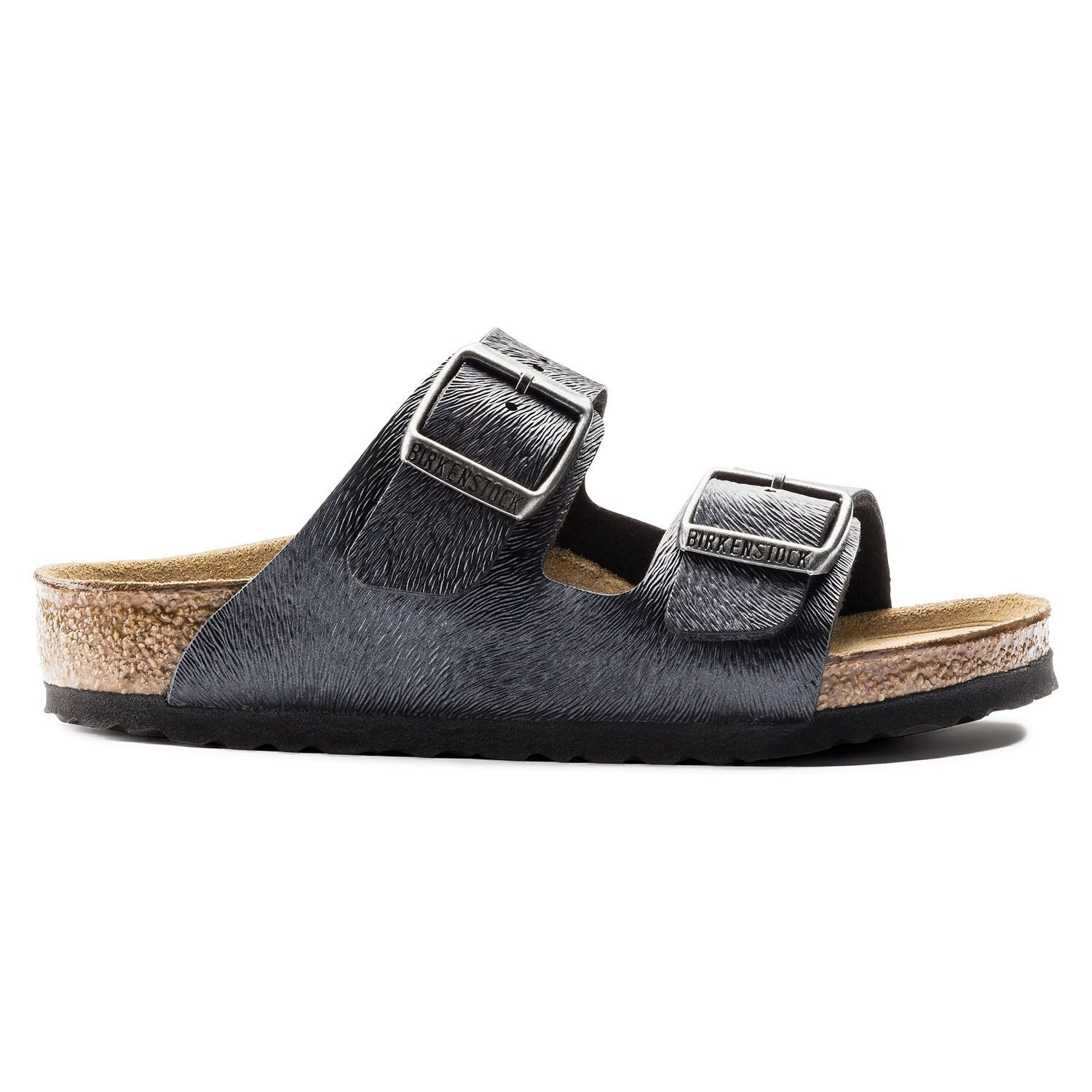 Birkenstock Arizona Kids Bf Animal Fascination Slate Narrow