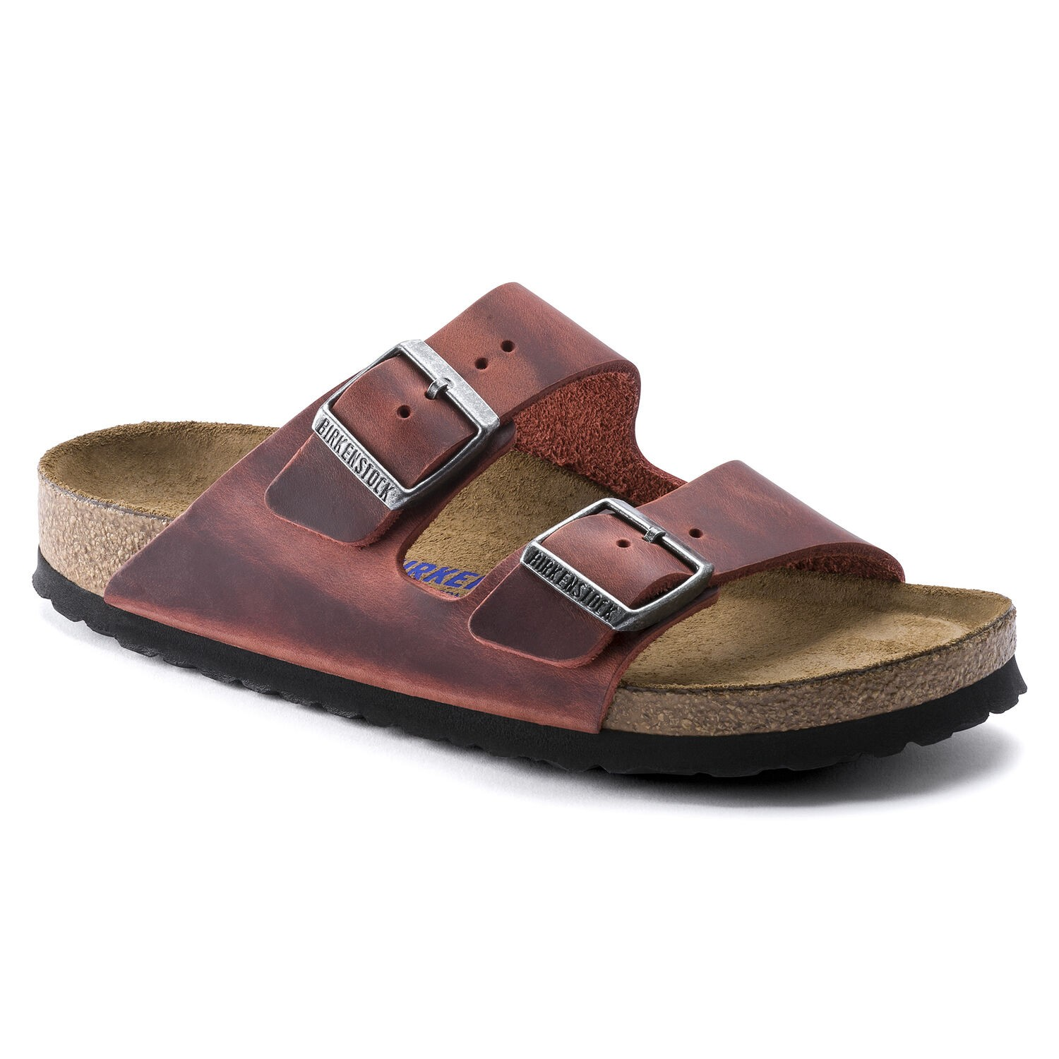 Birkenstock Arizona SFB LEOI Earth Red Narrow