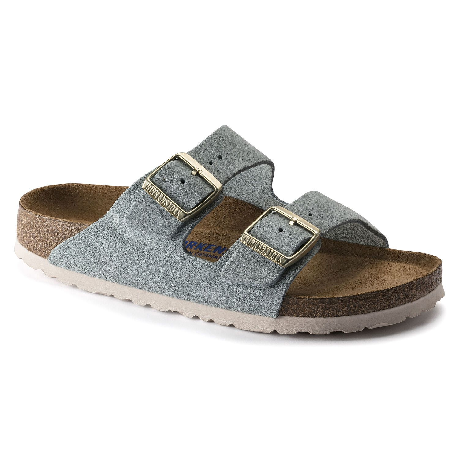 Birkenstock Arizona SFB VL Light Blue Narrow