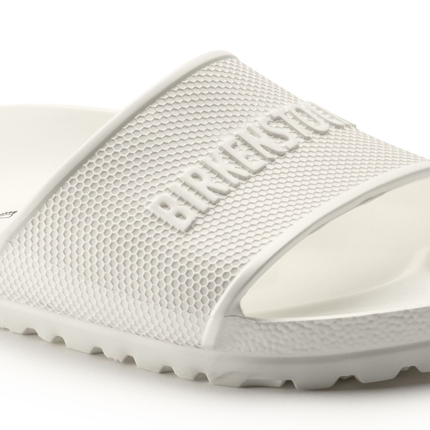 Birkenstock Barbados EVA White Regular