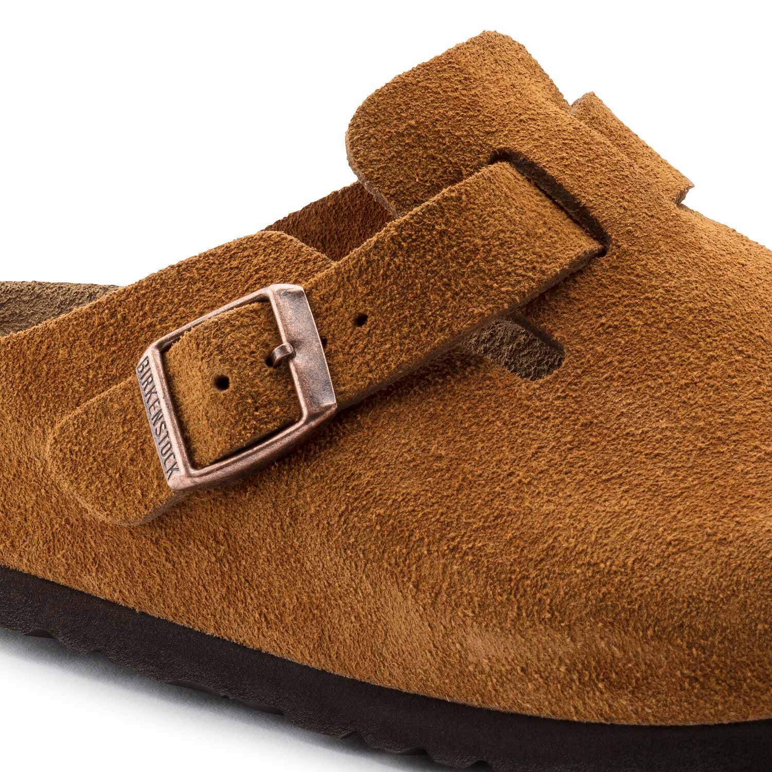 Birkenstock Boston SFB VL Mink Regular