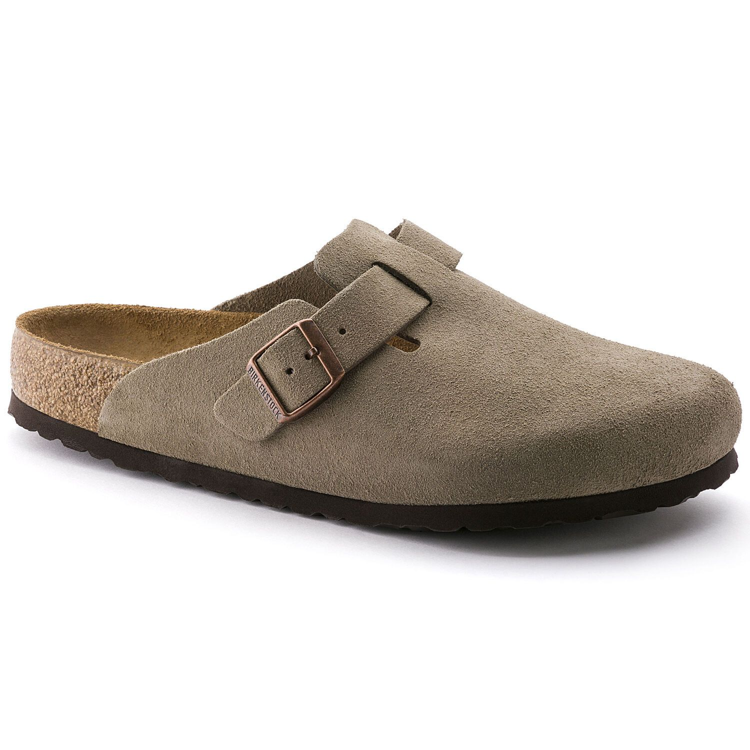 Birkenstock Boston SFB VL Taupe Narrow