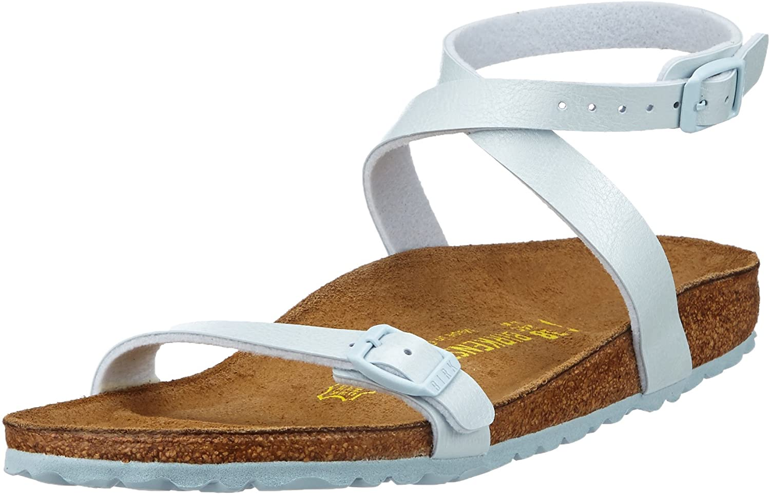 Birkenstock Daloa BF Graceful Babyblue Narrow