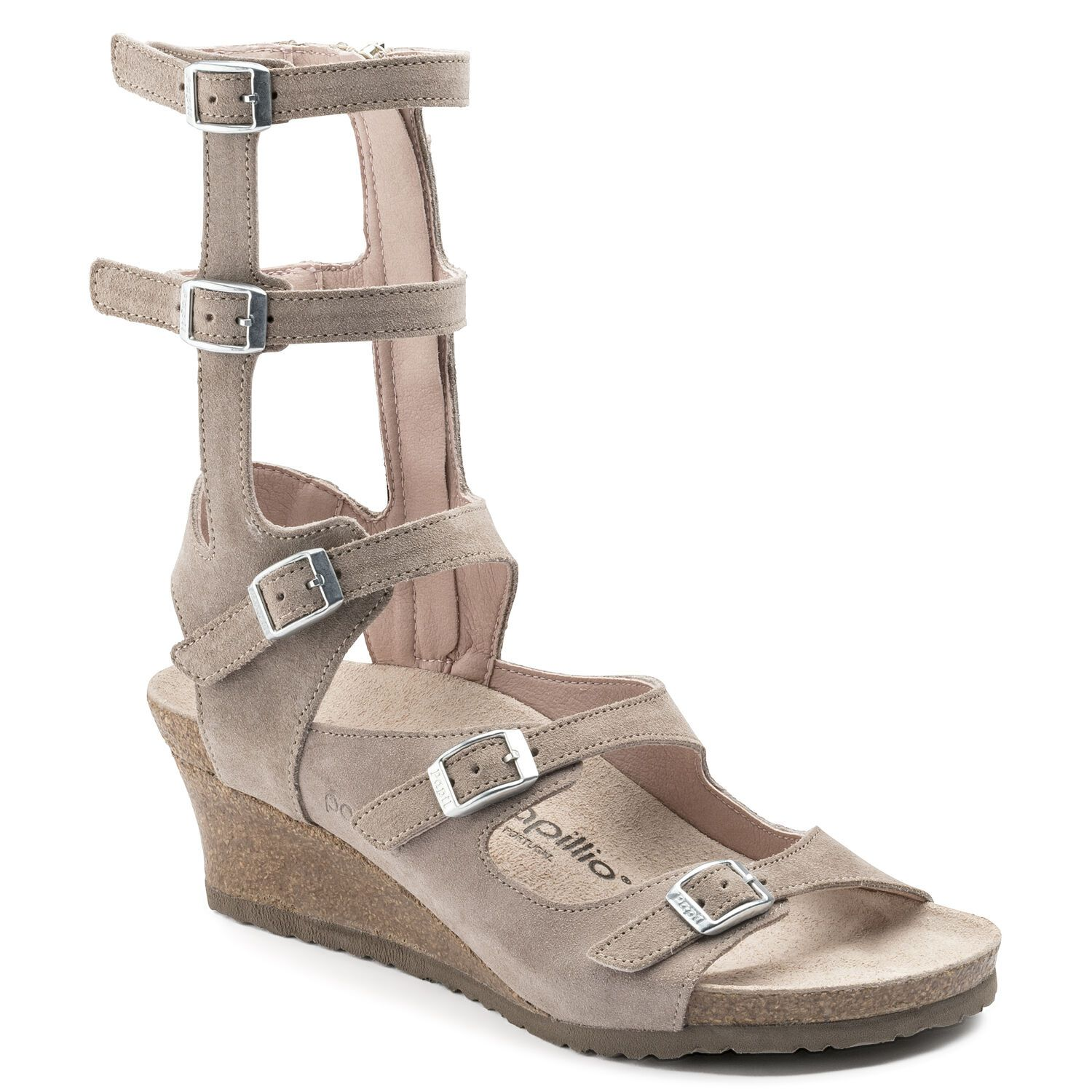 Birkenstock Elisa VL Smooth Taupe Narrow EN