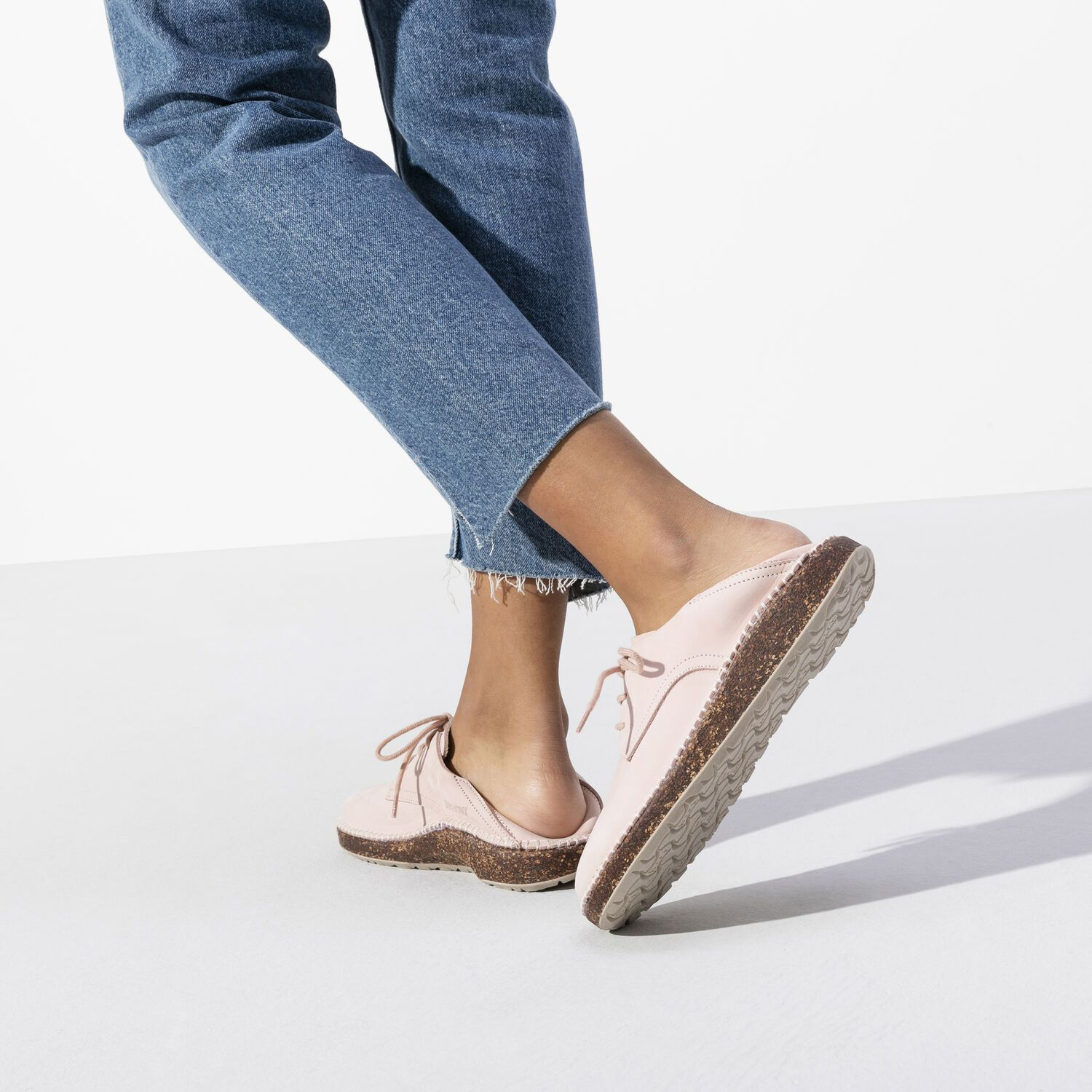 Birkenstock Gary VL Rose Narrow