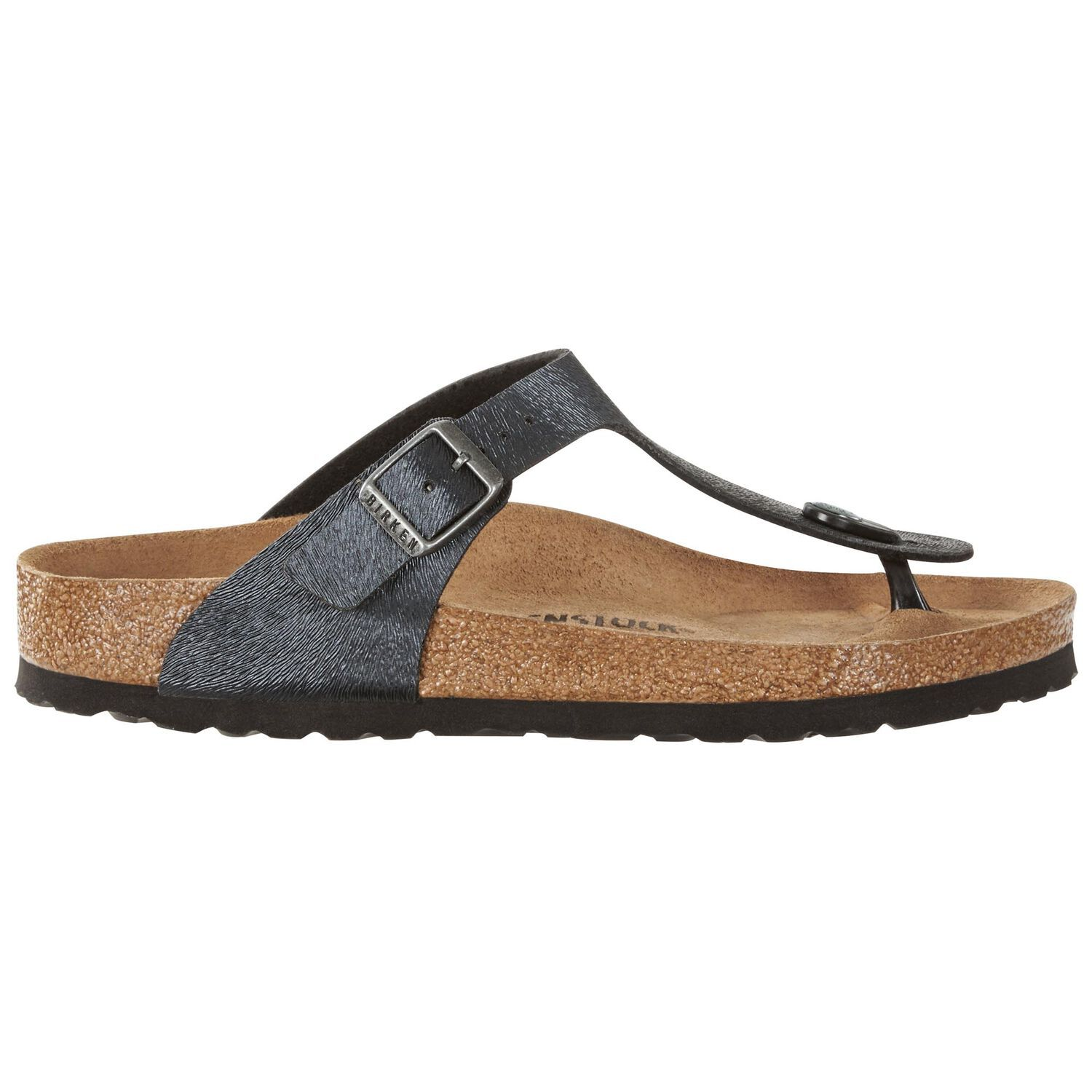 Birkenstock Gizeh Bf Animal Fascination Slate Narrow EN