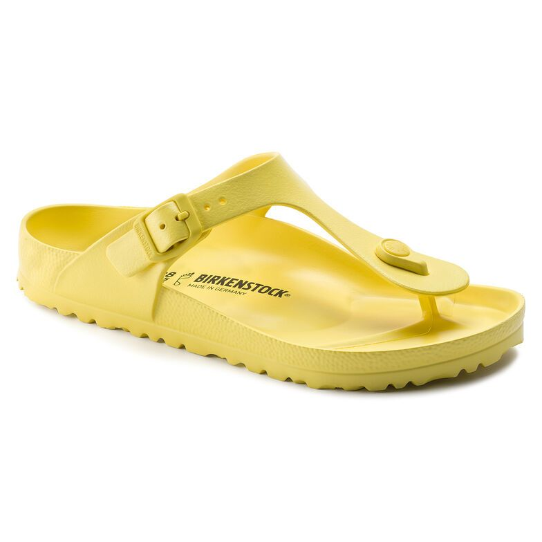 Birkenstock Gizeh Eva Vibrant Yellow Regular EN